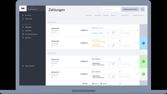 Rabatt für Gründer bei Online Buchhaltungssoftware