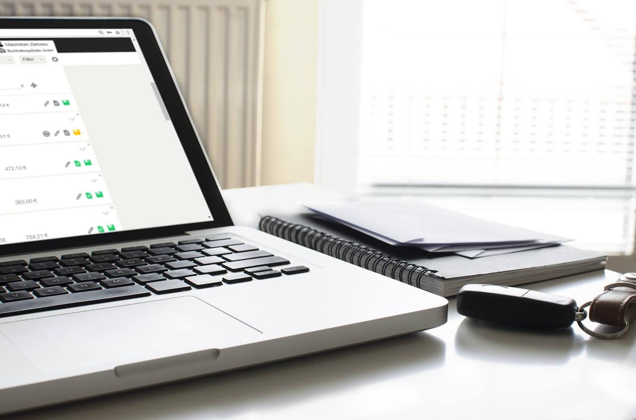 Billbee Rechnungen in Buchhaltungssoftware übergeben