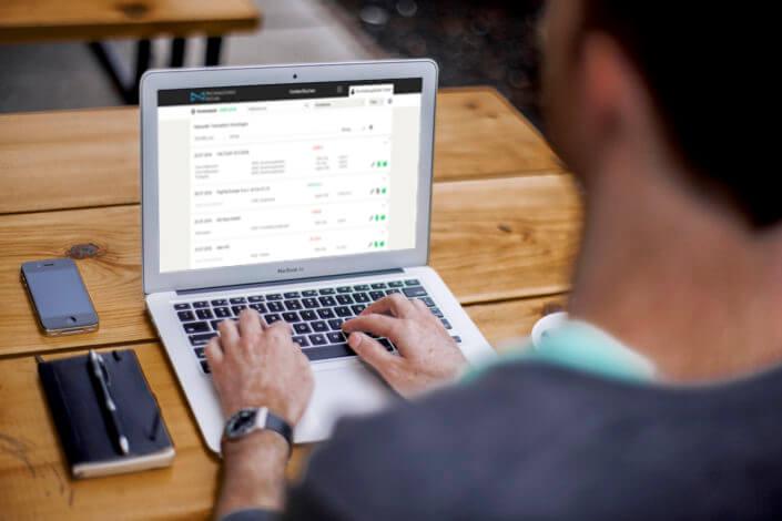 Buchhaltungssoftware für Webshops