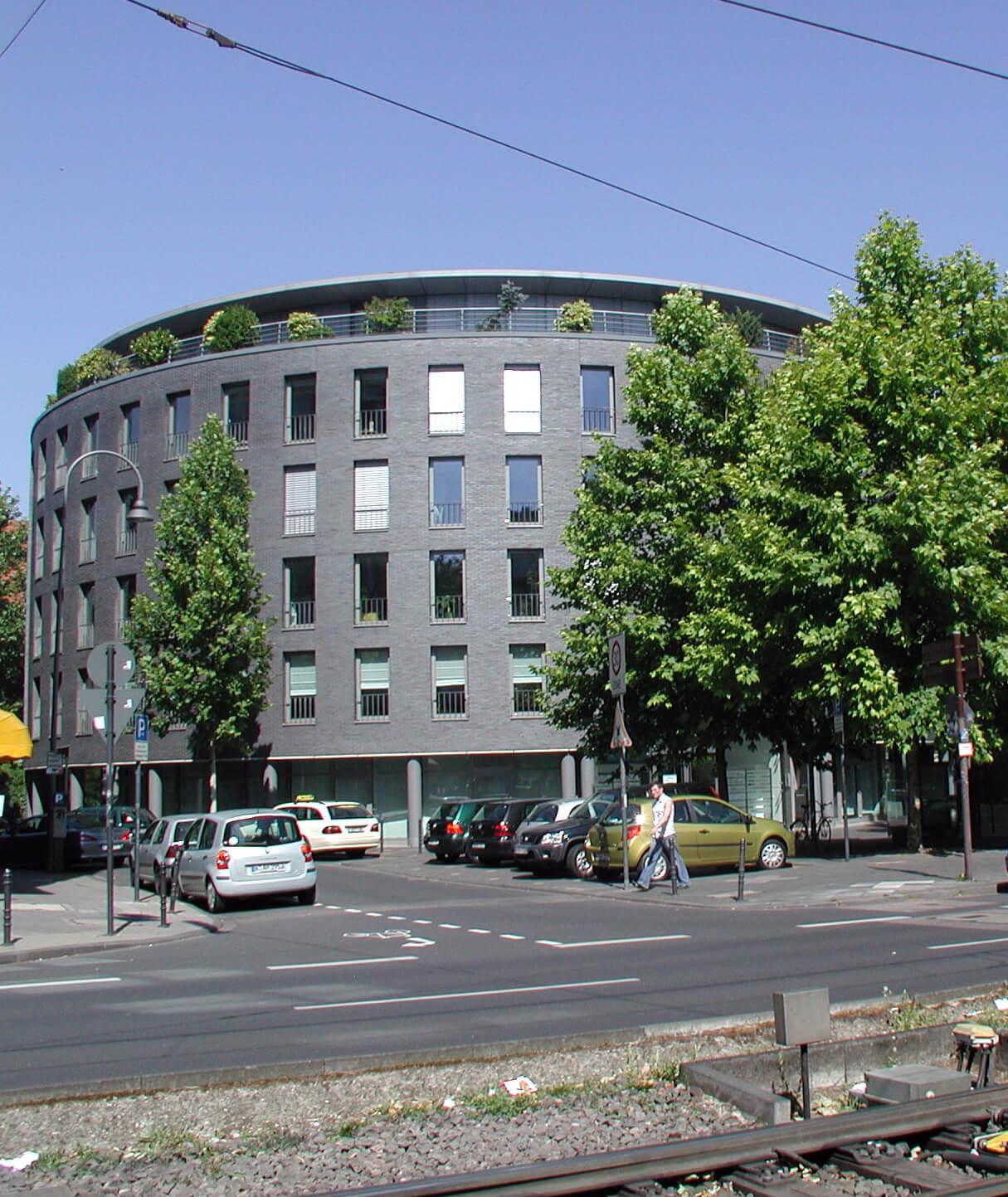Bürohaus OFM Steuerkanzlei Köln