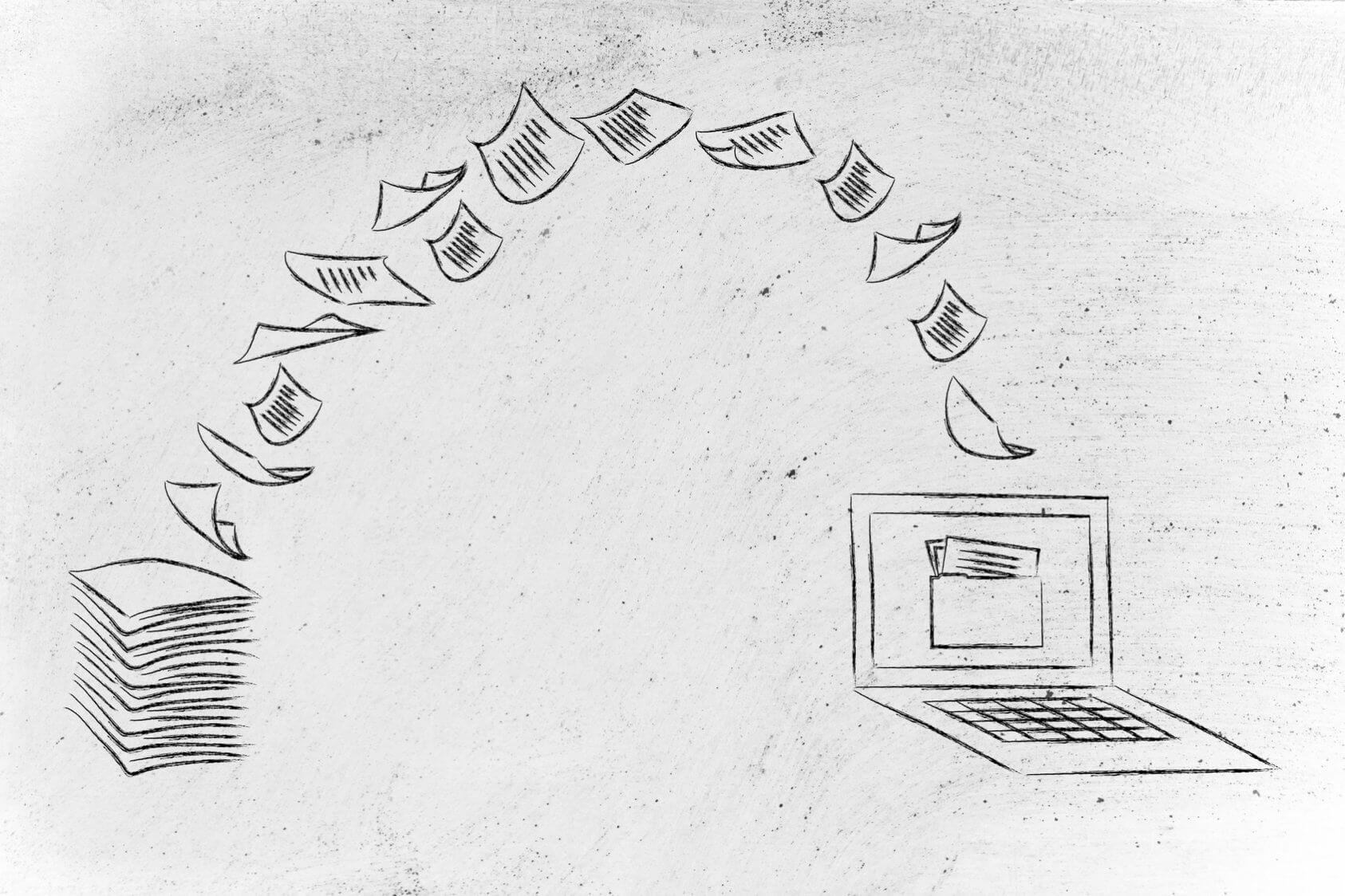 Digitaler Wandel - Buchführung 4.0