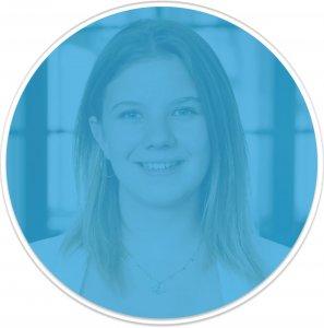 Fabienne blue