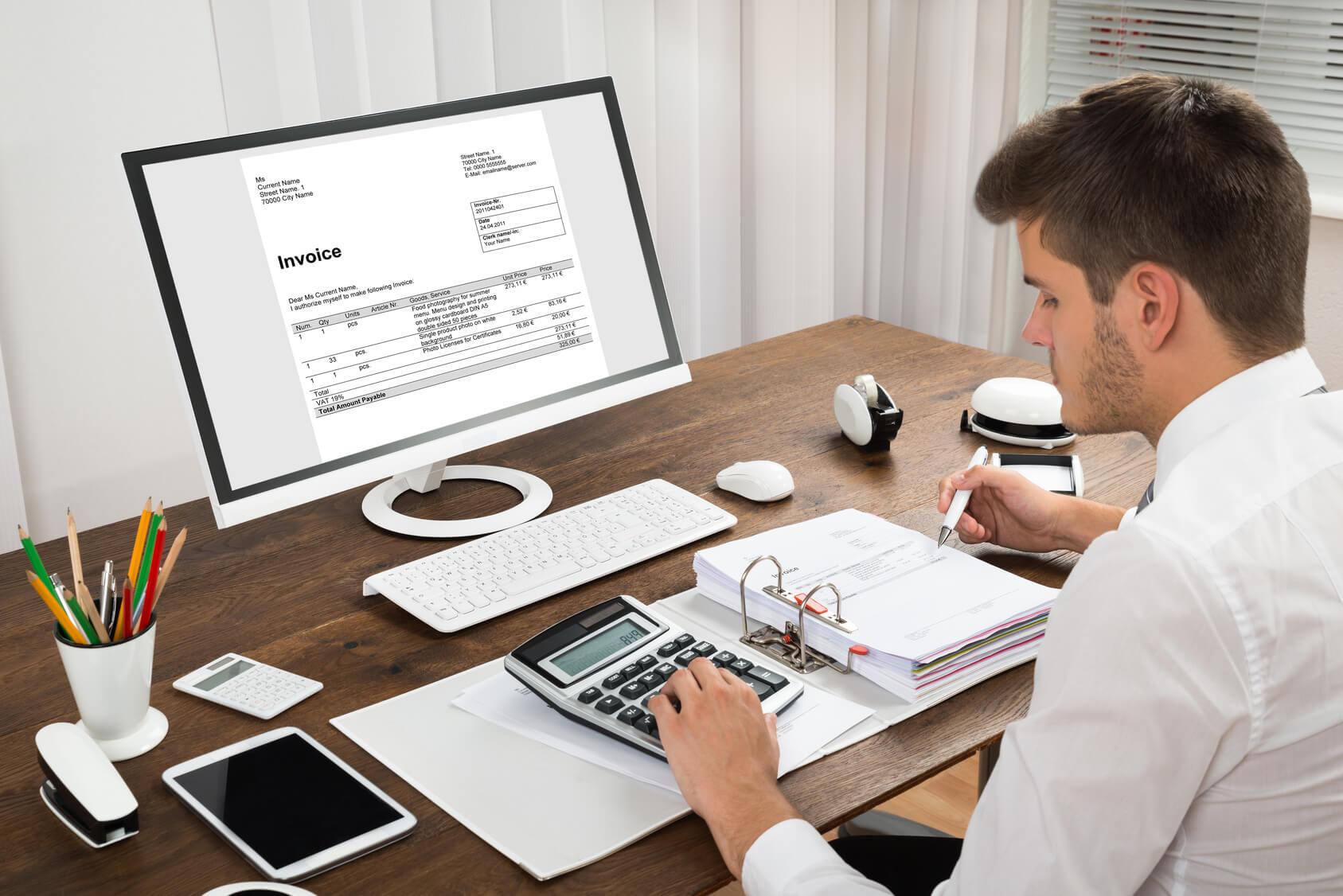 Kosten für automatischen Rechnungsimport aus Online Portalen