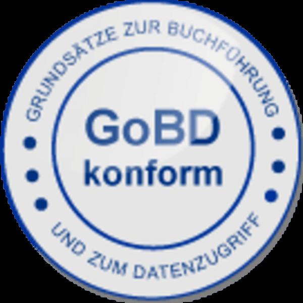 GoBD-konforme Buchhaltungssoftware