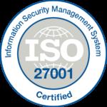 ISO-27001-Zertifikat