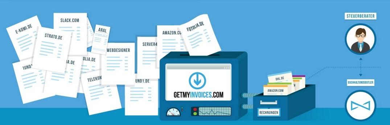 Rechnungen automatisch downloaden