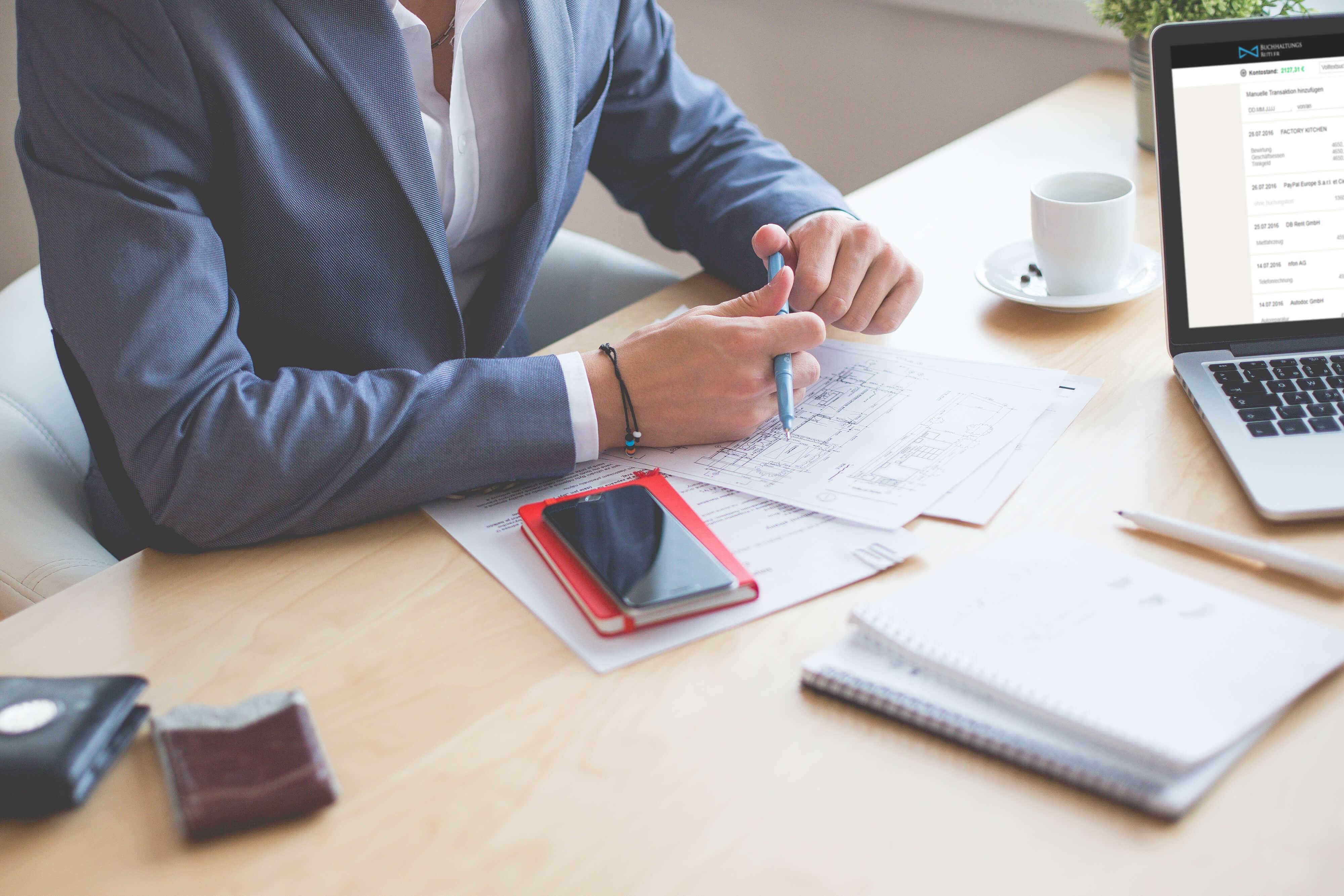 Alternative für Buchhalter für Ihr Financial Office